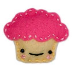 Plush Kawaii Cupcakes