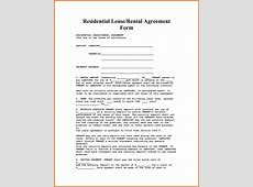 4+ apartment lease agreement template word Purchase