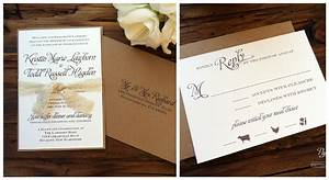Rustic Wedding Invitations iPunya