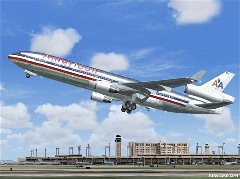 FS2004 American Airlines MD-11 (13164) SurClaro Photos