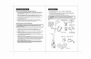 Page 6 Of Craftsman Trimmer 172 74815 User Guide