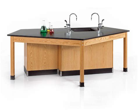 Science Tables And Workstations, Lab Table, Resin