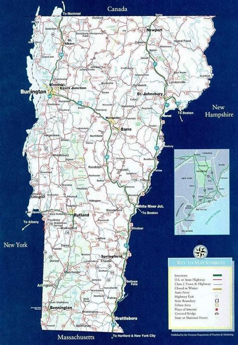 vermont map fotolipcom rich image  wallpaper