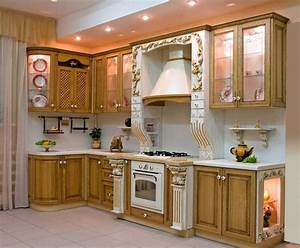 Decoration de la cuisine salle a manger tunisie for Kitchen cabinets lowes with leroy merlin papiers peints