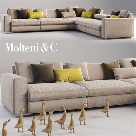 molteni c sofa molteni c sofa 3d model