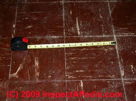 12x12 Vinyl Floor Tiles Asbestos by How To Identify Asbestos Floor Tiles Or Asbestos