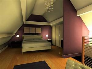 Chambre Parentale Romantique : couleur chambre romantique fashion designs ~ Premium-room.com Idées de Décoration