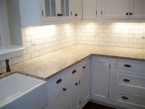 subway tile kitchen backsplash ideas beveled subway tile kitchen backsplash tile design ideas