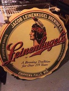 Leinenkugel neon beer sign Nate s Bday Ideas