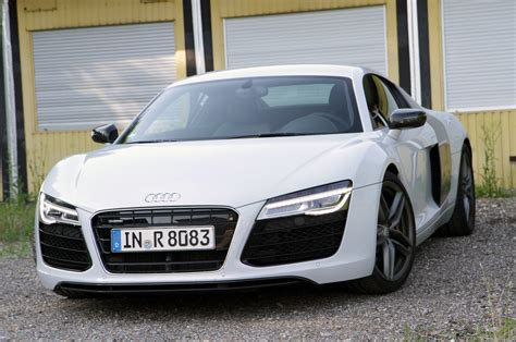 Audi R8 Photo by Audi R8 V8 Picture 127535 Audi Photo Gallery