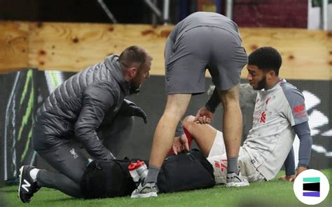 Joe Gomez Joins List Of Injured Liverpool Defenders ...