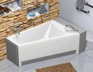 Badewanne Mit Schürze : badewanne eckbadewanne trapez acryl 150x100 cm ohne mit ~ A.2002-acura-tl-radio.info Haus und Dekorationen