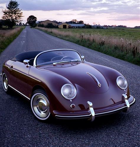 vintage porsche 356 fancy porsche 356 speedster don 39 t know what i love more