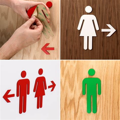 Men Bathroom Key Tag Or Key Chain, Sku Se2244