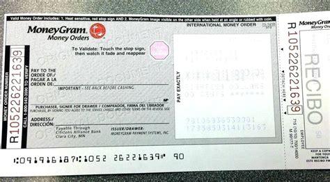Money Gram Receipt Moneygram Money Order Receipt Generator