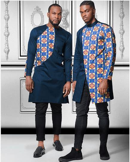 Latest Ankara Styles For Men And Guys