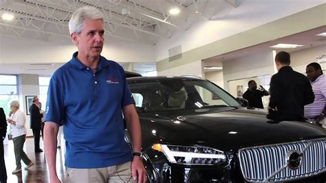 volvo  oak park grand opening chicago news youtube