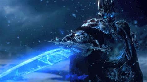 world  warcraft wrath   lich king cinematic