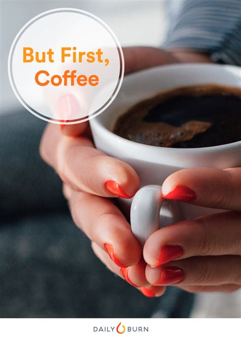 Neither particularly helps with weight management. Coffee Before Workout: Should You or Shouldn't You?