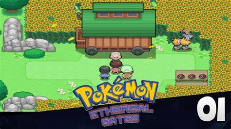 pokemon fan games pokemon ethereal gates ita 01 pokemon fan game dell