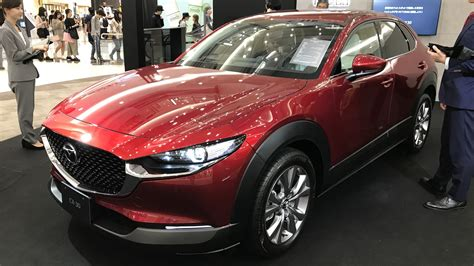 It went on sale in japan on 24 october 2019, with global units being produced at mazda's hiroshima factory. MAZDA CX-30 展示イベントフォトギャラリー - LOVE!MAZDA(ラブマツダ)