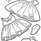 Drawing Coloring Clothes Pages Getdrawings sketch template