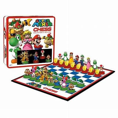 Chess Mario Ymmv Super Bros Board Brothers