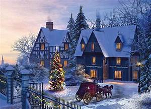 Home for the Holidays by Dominic Davison 1000 pieces. This ...