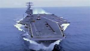 Biggest Us Aircraft Carriers In Service. Biggest. RC ...