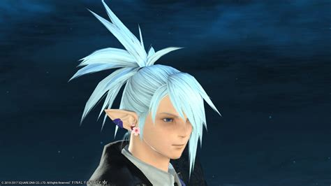 final fantasy  frisuren aus dem gold saucer frisur