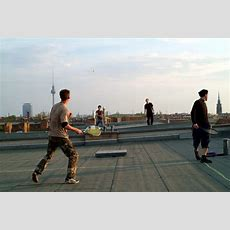 Filespeedminton Game On Rooftopjpg  Wikipedia