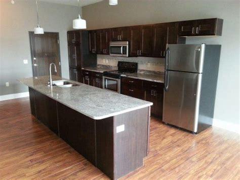 these countertops at dakota lofts are 3cm granite quot sensa