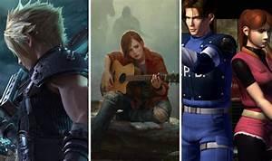PS4 Games Last Of Us 2 Resident Evil 2 Remake Final