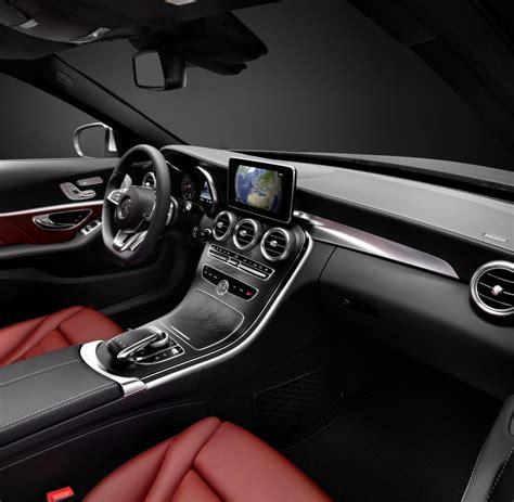 Mercedes Die Neue Cklassemittelkonsole Ist Ein