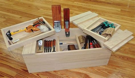 japanese woodworker tool box woodworking projects plans