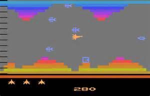 Vanguard Atari 2600