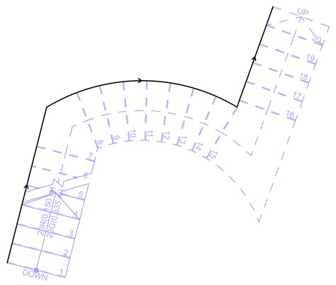 100 stair details dwg scissor stairs 629 arch