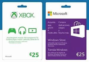 Offerta Amazon Gift Card Microsoft Da 50 Euro Al Costo Di