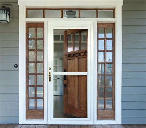 Storm Doors  Gerkin Doors  Storm Door Replacement