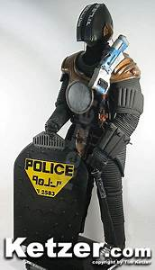 The gallery for --> Futuristic Police Uniforms
