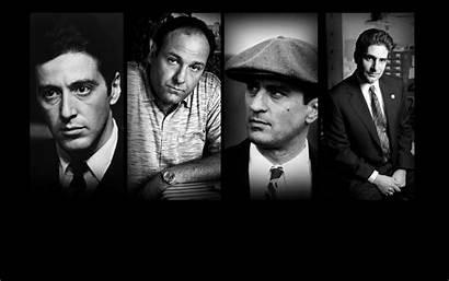 Mobster Soprano Tony Sopranos Quotes Wallpapers Deviantart