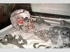 Bones discovered in Russian mine are those of Tsar