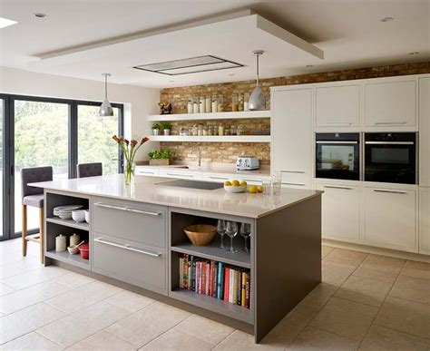 island in small kitchen ten tips for creating an open plan kitchen diner