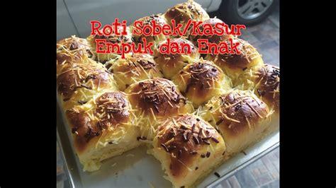 Tapi roti tawar sebenarnya sangat mudah dibuat sendiri di rumah, bahkan tidak perlu oven. Resep Roti Sobek/Roti Kasur Super enak, Lembut dan Empuk - YouTube