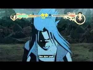 Naruto Shippuden Ultimate Ninja Storm 2 - Sasuke vs Itachi ...