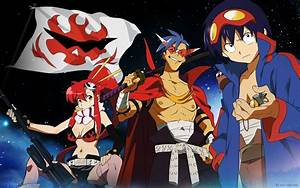 Gurren Lagann Nia Wallpapers - Wallpaper Cave