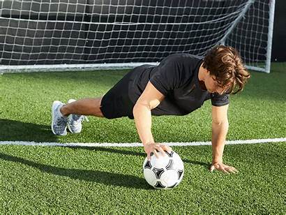 Soccer Push Ball Workout Drills Furthermore Feet