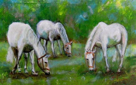 Konji na paši
