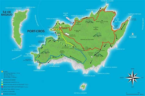 meteo marine port cros ile de port cros arts et voyages
