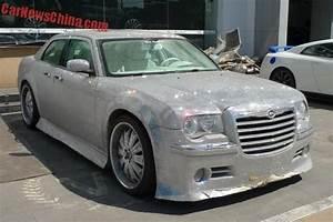 Chrysler 300c Sitzbezug Leder : that s china extrem bling bling chrysler 300c von one ~ Jslefanu.com Haus und Dekorationen